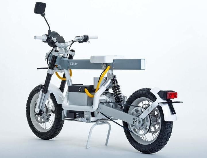 ¡La empresa sueca Cake revoluciona el mercado con la moto eléctrica Ösa!